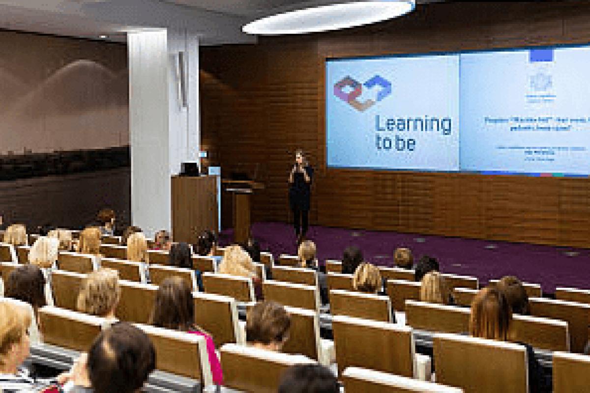"""VISC sadarbības projekts """"Mācīties Būt"""""""