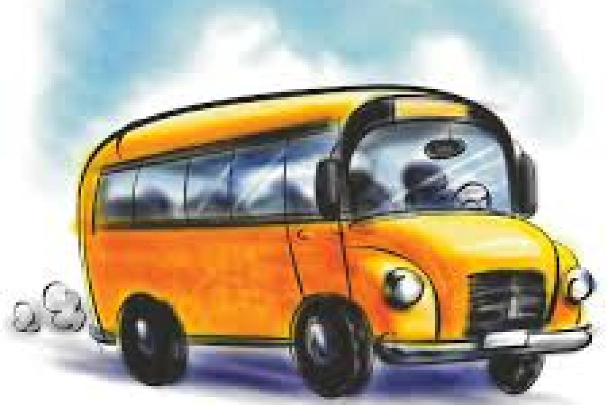Izmaiņas skolas mikroautobusa grafikā