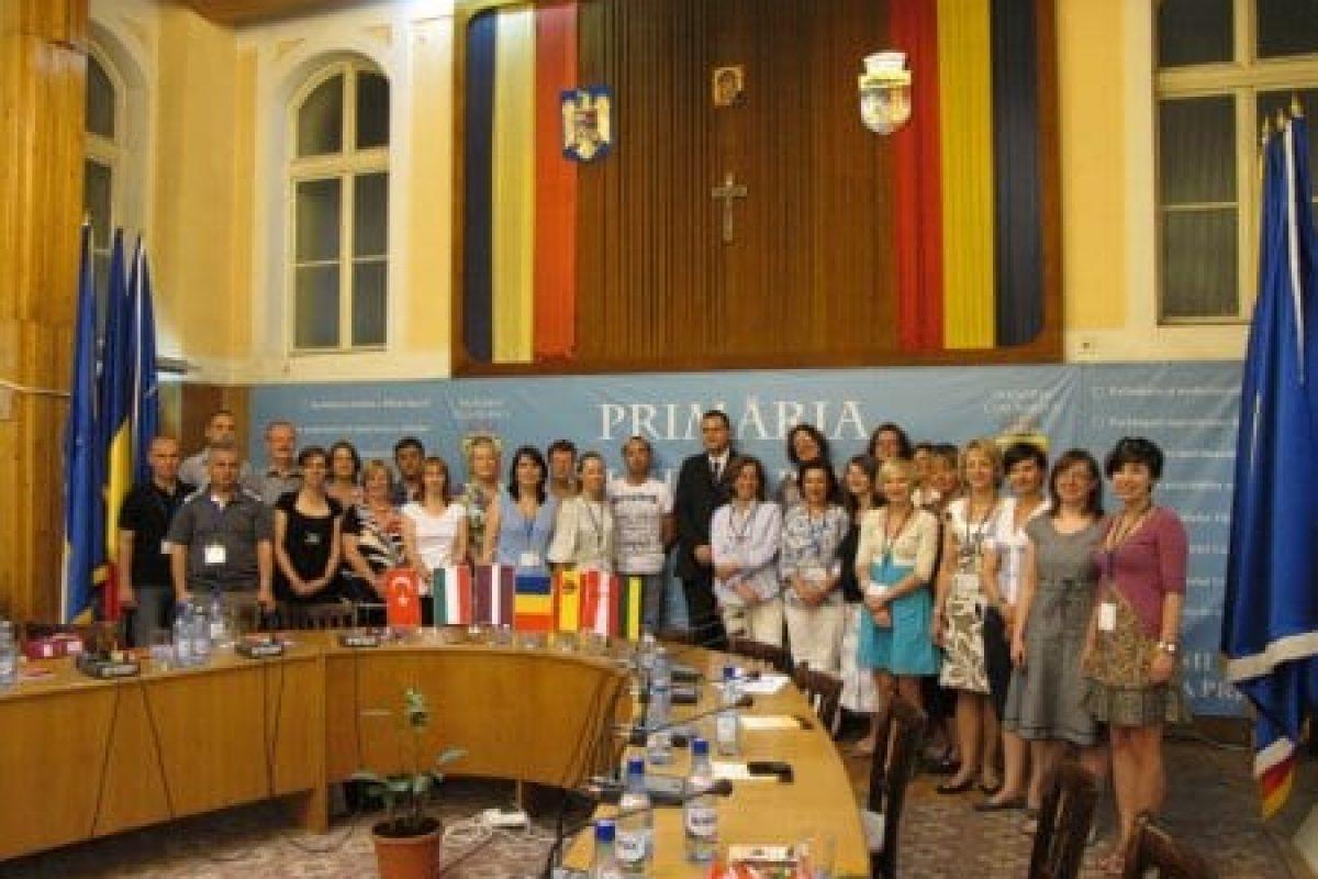 CETURTĀ dalībvalstu tikšnās Rumānijā, Klužā-Napokā.