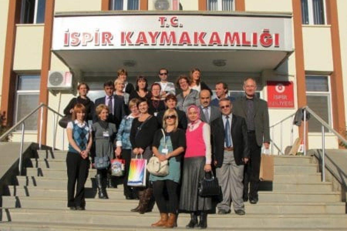 PIEKTĀ dalībvalstu tikšnās Turcijā, Ispirā.