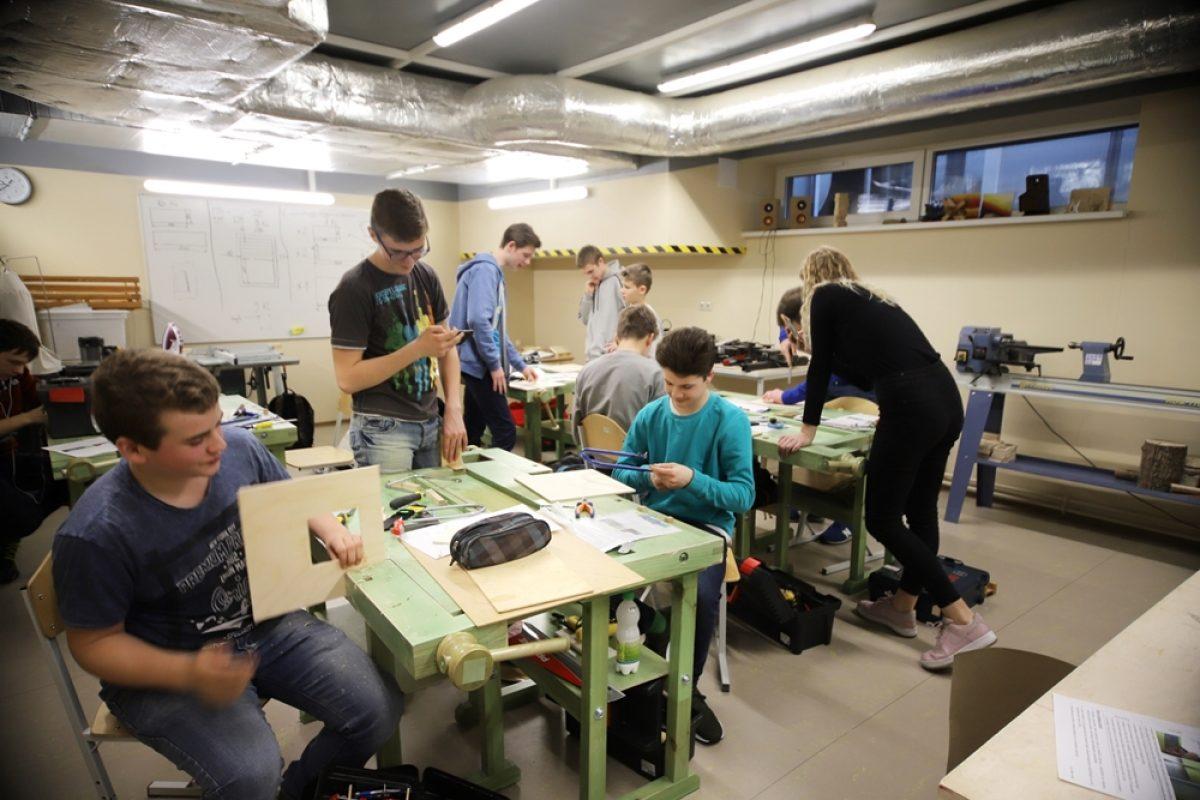Pierīgas novadu skolu Tehnoloģiju jomas alternatīvā olimpiāde