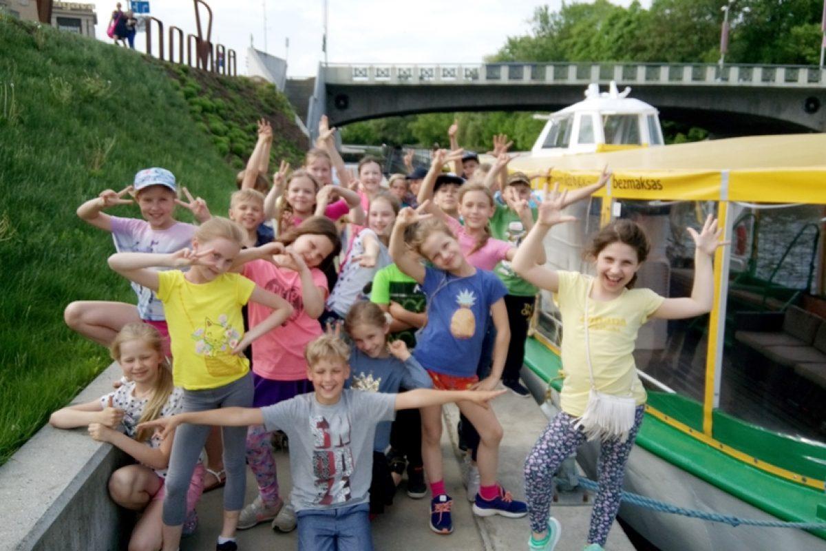 2.c klases mācību ekskursija uz Jelgavu