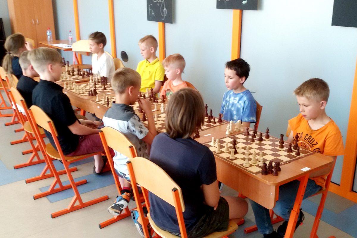 Vasaras šaha turnīrs