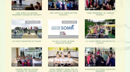 Laipni lūdzam Jaunmārupes pamatskolas jaunajā mājas lapā