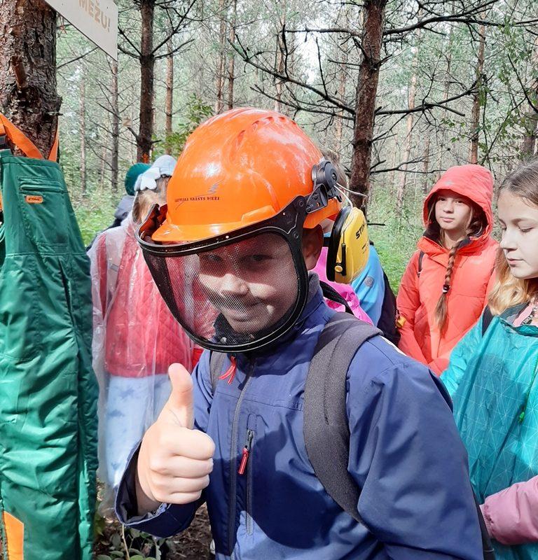 6.a klases meža ekspedīcija