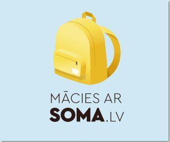Skolotāji, skolēni un viņu vecāki aicināti izmantot mācību platformu Soma.lv