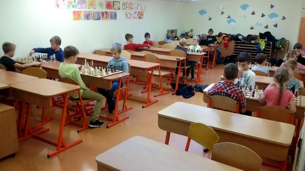 Jaunmārupes pamatskolas rudens šaha turnīra rezultāti