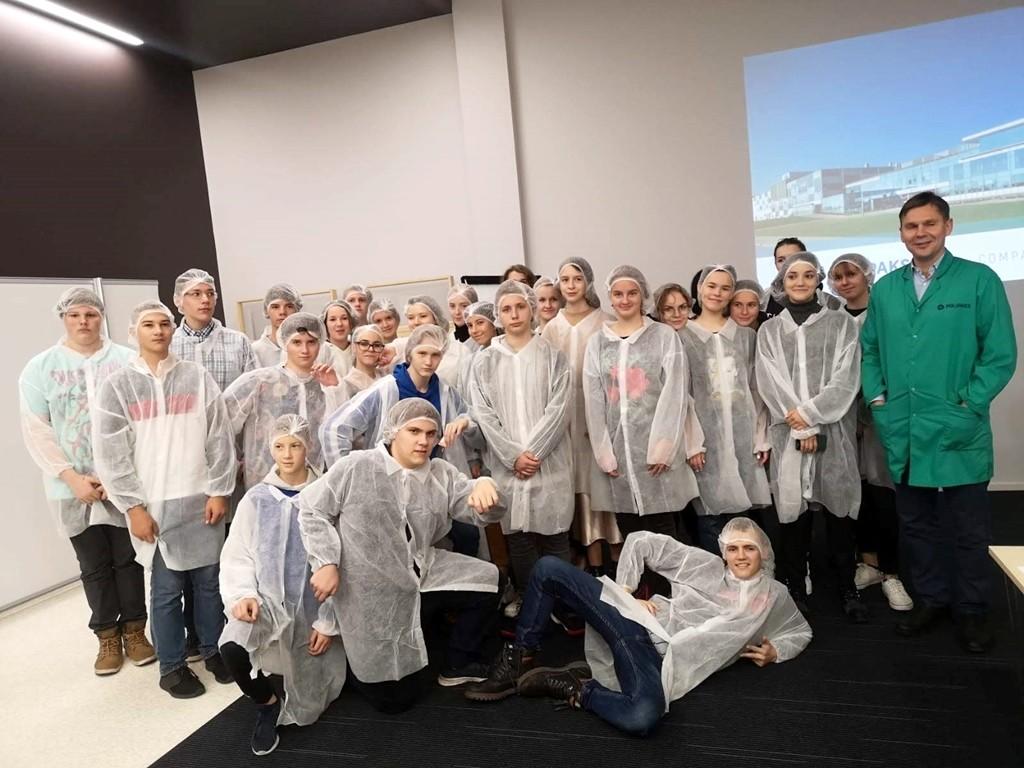 Mārupes novada Uzņēmumu diena 9.klasēm