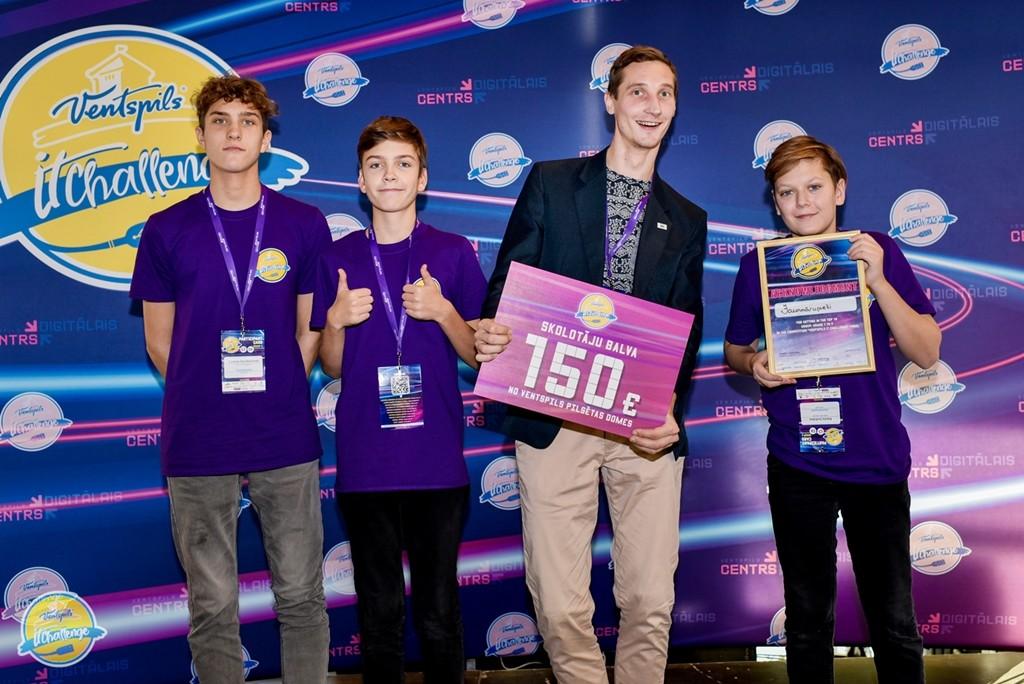 Ventspils IT Challenge 2019 starptautiskais konkurss