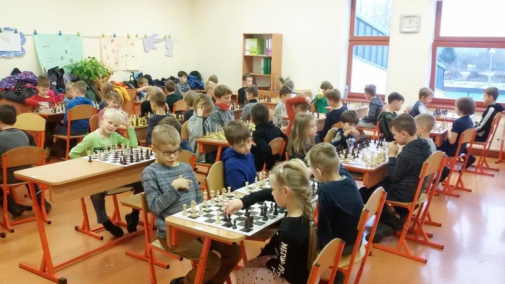 Jaunmārupes pamatskolas ziemas šaha turnīra rezultāti