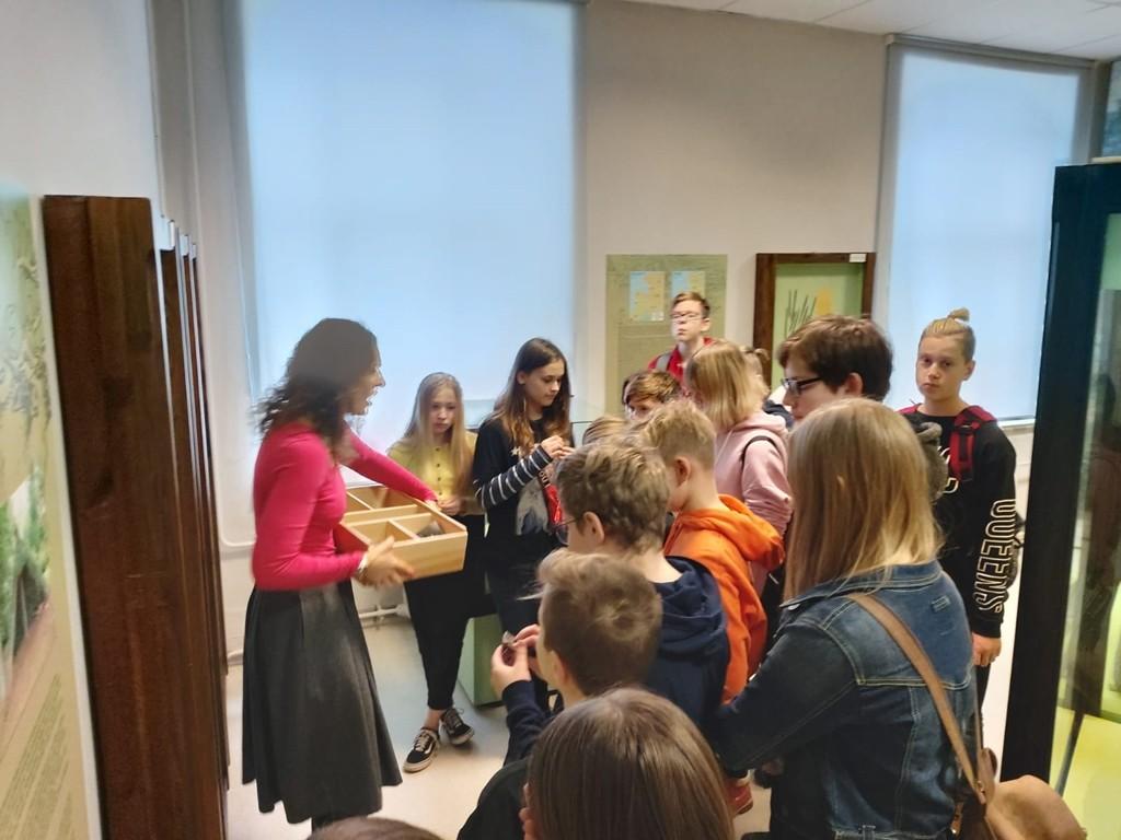 Latvijas vēstures stunda muzejā
