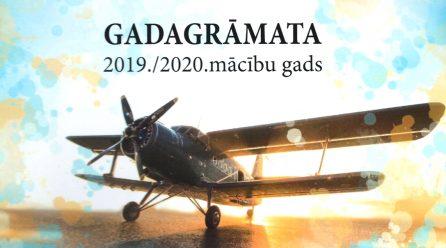 Jaunmārupes pamatskolas Gadagrāmata 2019./2020. mācību gads
