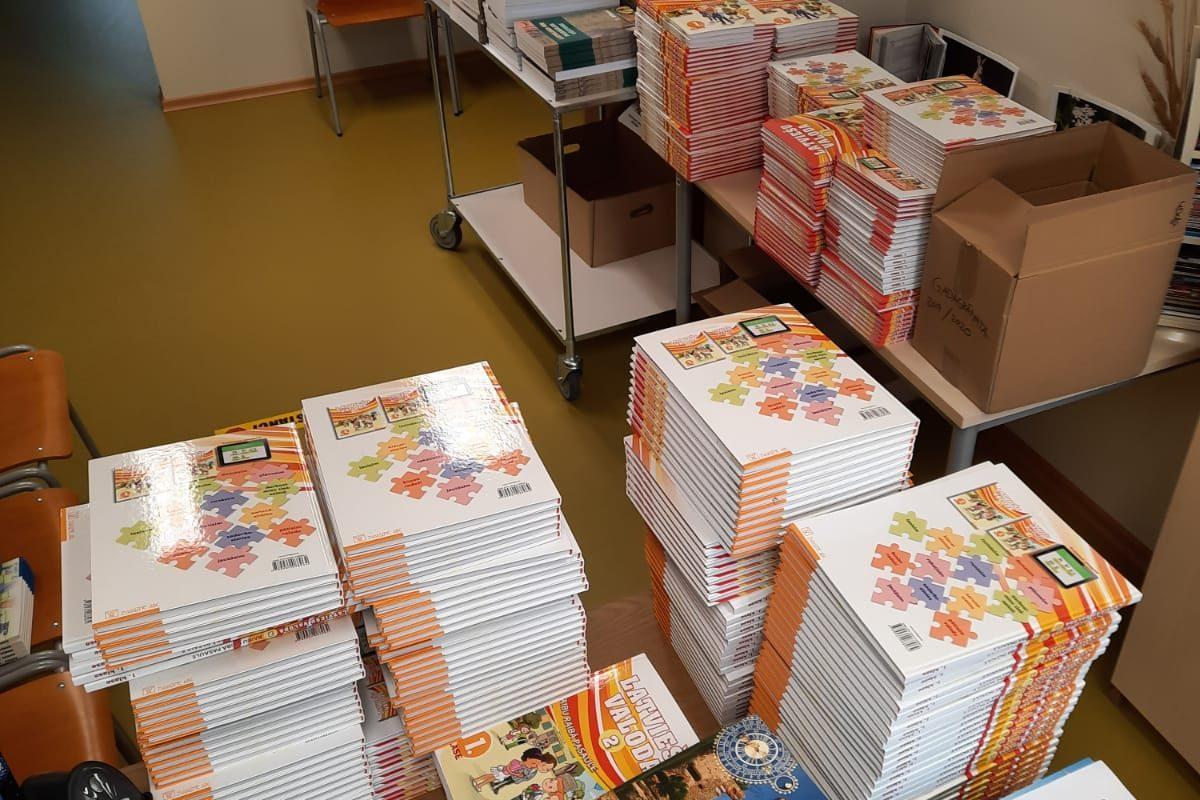Skolas bibliotēku darbs attālināto mācību laikā