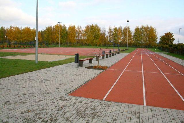 Jaunmārupes pamatskolas stadions (mazais)