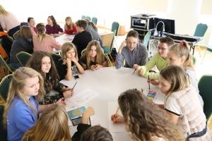 Skolēnu padomes pirmā sēde 2019./2020. mācību gadā