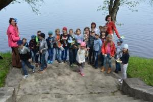 1. c klases ekskursija
