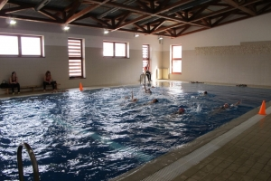 Atklātās nodarbības peldēšanā