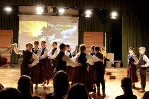"""Ozolēnu"" koncerts skolā 2018"