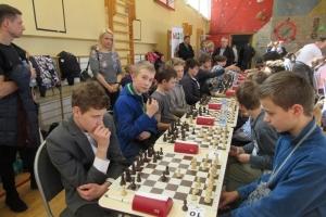 Latvijas skolu šaha olimpiāde 2018