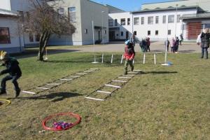 Pirmskolas sporta diena Lieldienās