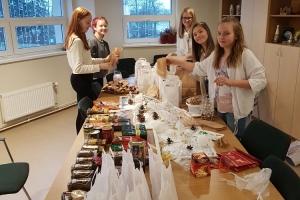 Ziemassvētku labdarības akcija 2017